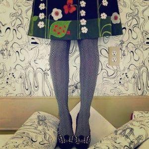 *Rare!* Anthropologie Beanstalk Skirt by Lithe